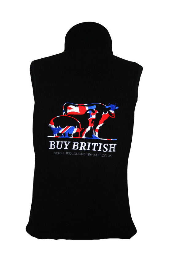 BUY BRITSH FLEECE GILET