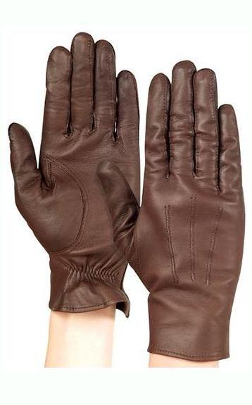Gloves - Leather Showing
