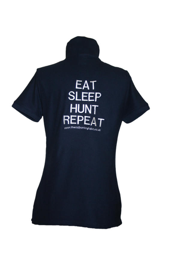 EAT SLEEP HUNT REPEAT POLO