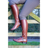 SANDRINGHAM SIDE SADDLE BOOTS