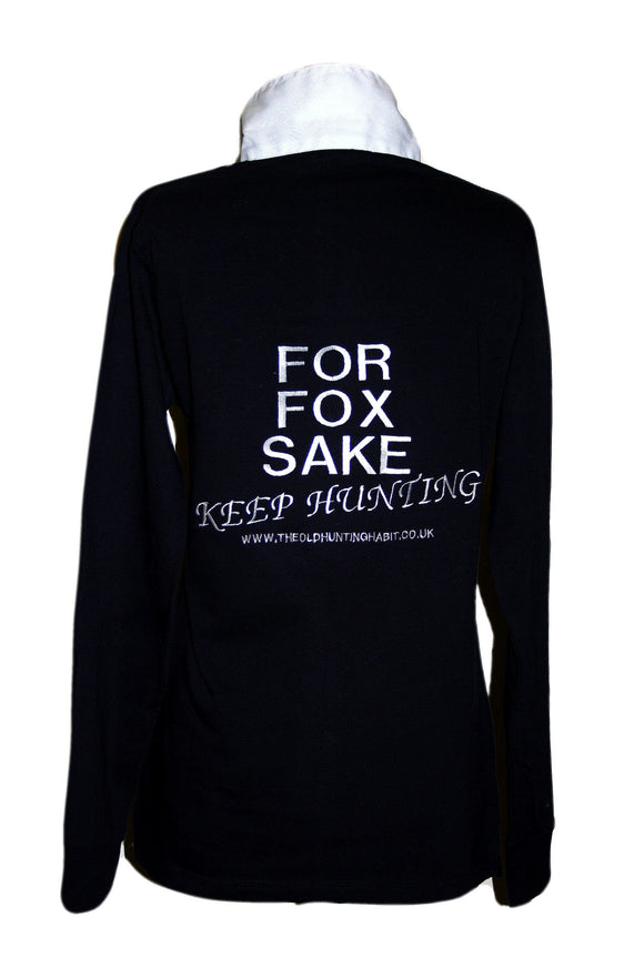FOR FOX SAKE RUGBY TOP