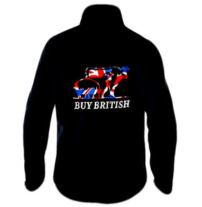 BUY BRITSH RUGBY SOFTSHELL COAT