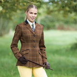 Marlow Deluxe Tweed Riding Jacket