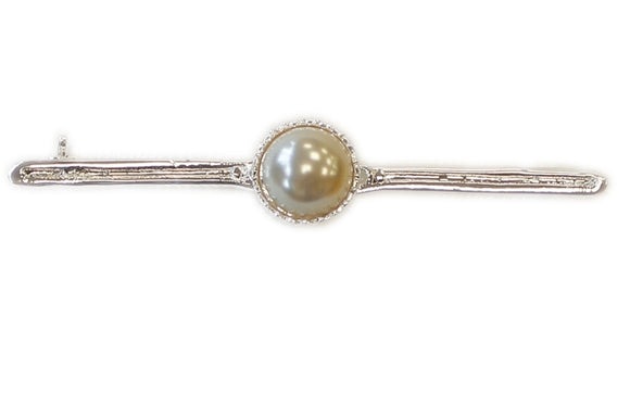 Stock Pin - Pearl