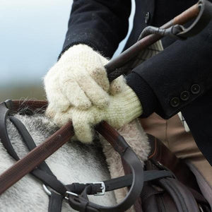 Thick Wool Hunting Gloves