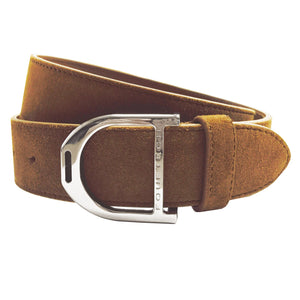 Stirrup Leather Belt 35mm - Tan