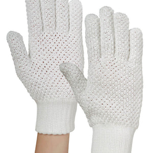 String Hunting Gloves- White