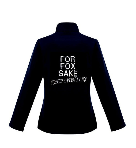 FOR FOX SAKE SOFTSHELL COAT