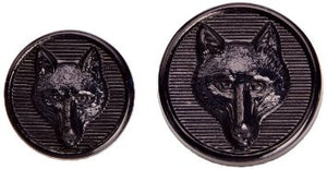 Foxhead Hunt Buttons