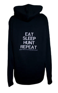 EAT SLEEP HUNT REPEAT HOODIE