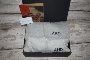 Adult & Baby Matching Personalised Onesie Gift Box