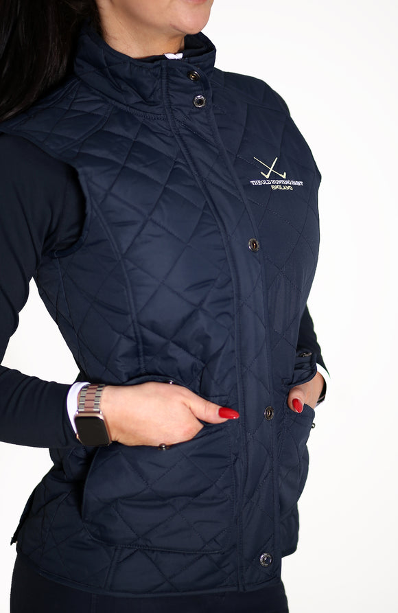 TOHH Diamond Quilted Gilet
