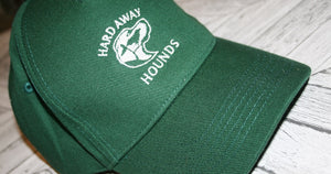 Hard Away Hounds Baseball Cap