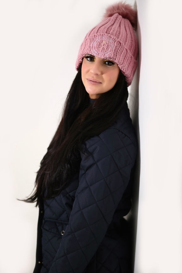 TOHH Colour Pom Pom Hat