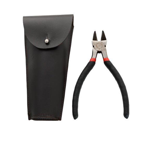 Wire Cutters & Leather Case