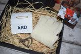 Personalised Stock & Gloves Hunting Gift Box