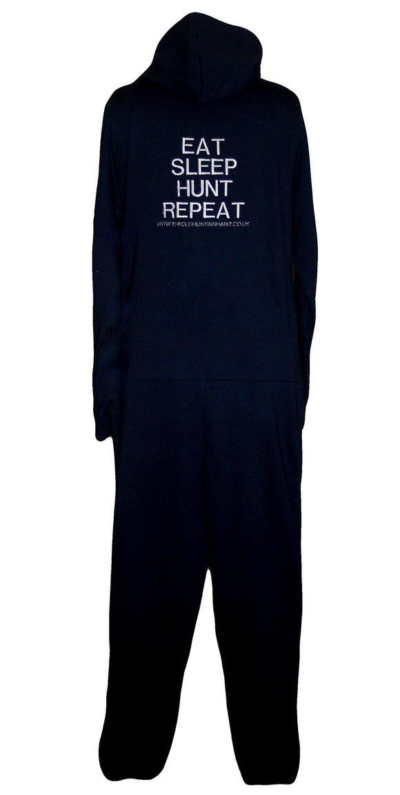 EAT SLEEP HUNT REPEAT ONESIE