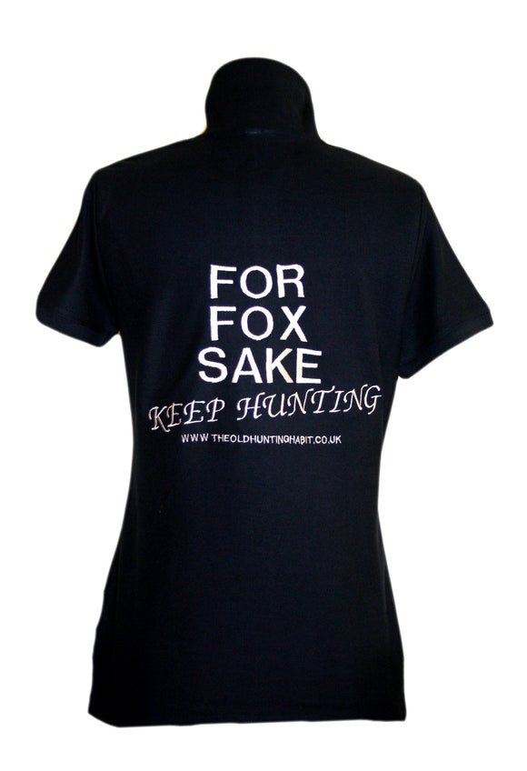 FOR FOX SAKE POLO SHIRT