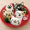 Kawaii Cat Sushi Rice Kit