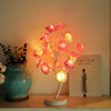 Rose Bush Lamp