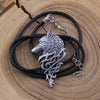 Wolf Sigil Necklace