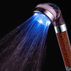 Fanduco Shower Head Mineral SPA Shower Head With LED Temperature Sensor