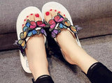Butterfly Girl Sandals in 7 colors