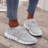 Ventilated Stretch Woven Sneakers in 4 Colors