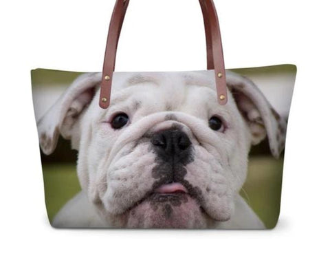 Dogs of the World Handbag - 45 Options Available