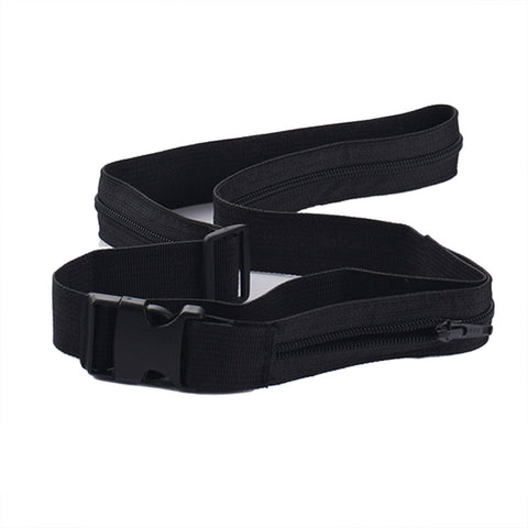 Belt with Secret Pocket