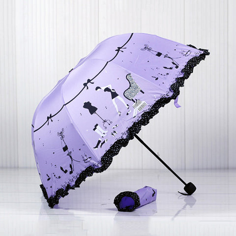Fashion is a Passion Umbrella in 6 Colors