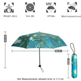 Vincent van Gogh Almond Blossom Umbrella