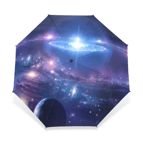 Vibrant Quasar Umbrella