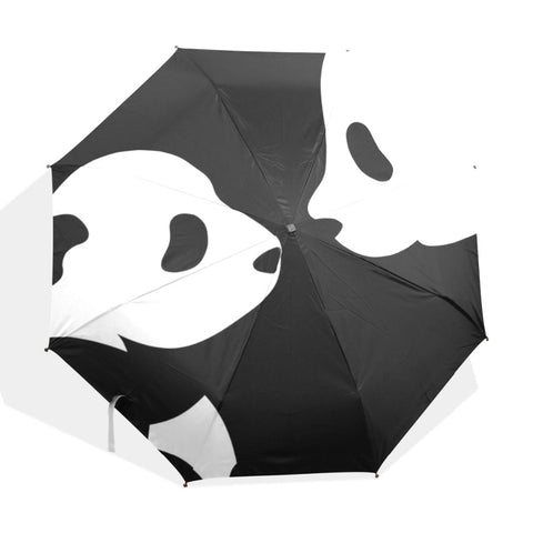 Pandas! UV blocking umbrella