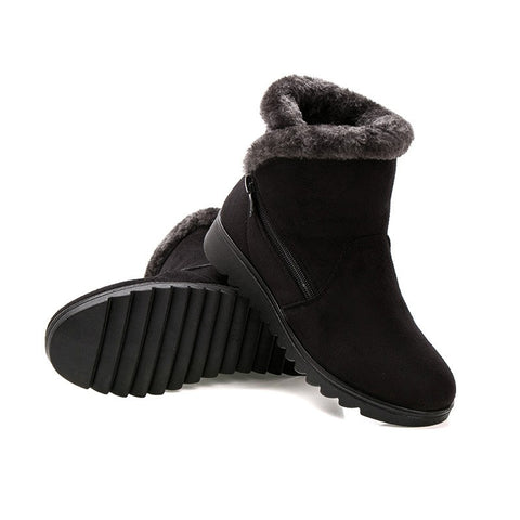 Soft Warm Winter Boots in 3 Colors