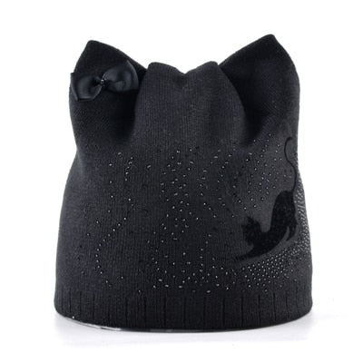 Kitty Cat Hat in 6 Colors