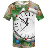 Christmas Shirts in 9 Different Designs
