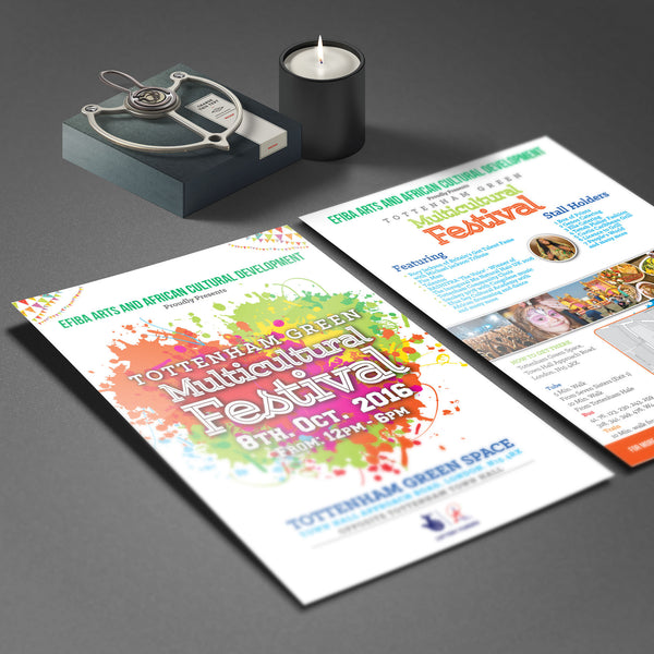 Gloss Laminated Flyers (320gsm)