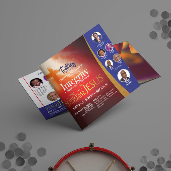 A5 booklets 120gsm inner + 250gsm cover