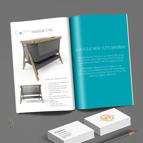 12pp Booklets (170gsm)