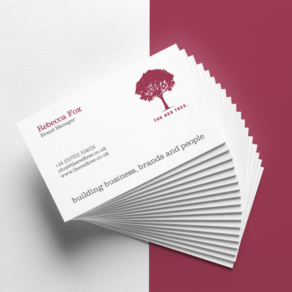 Premium Business Cards (450gsm) – justprinting.co.uk