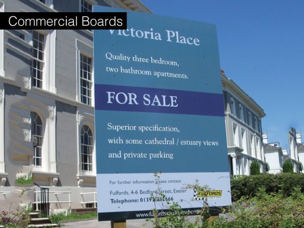 Estate Agent Boards