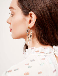 Clara Hoop Earrings