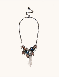 Flor Fringe Necklace