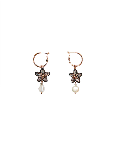 Flor Mini Earrings