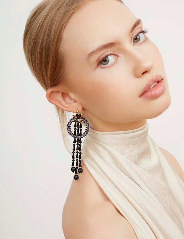 Letita Fringe Earrings