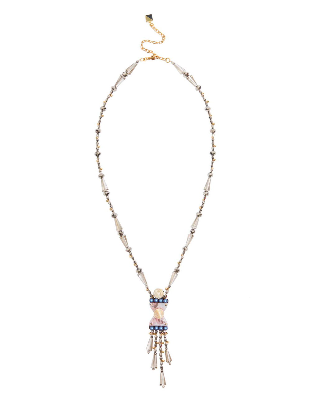 Lisboa Long Necklace