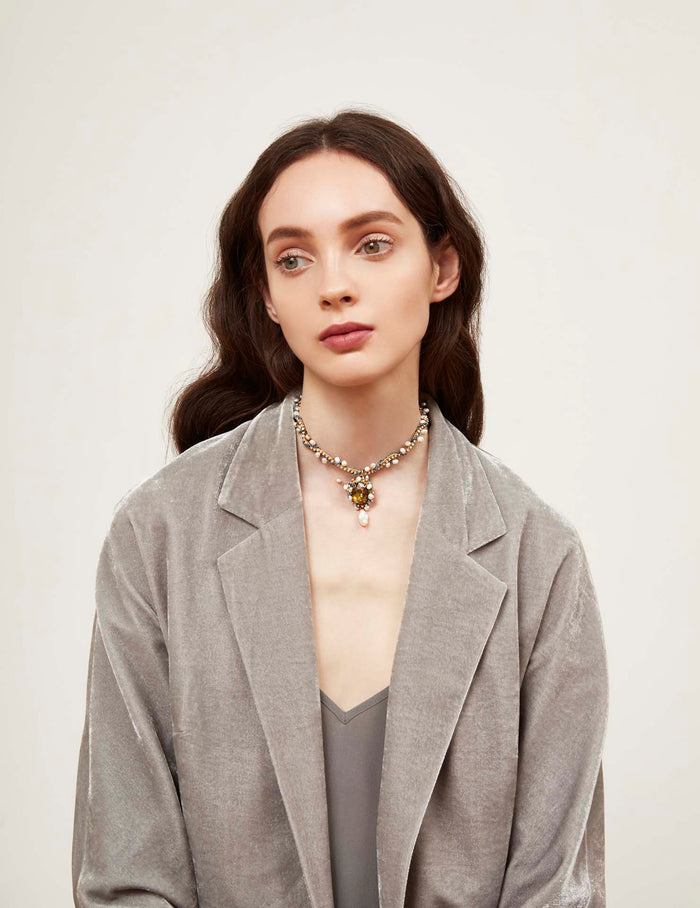 Mara Diamonte Collar