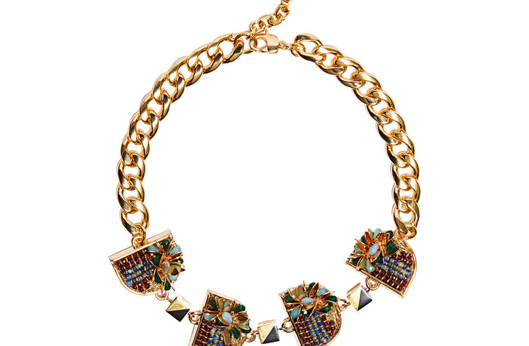 Meili Necklace