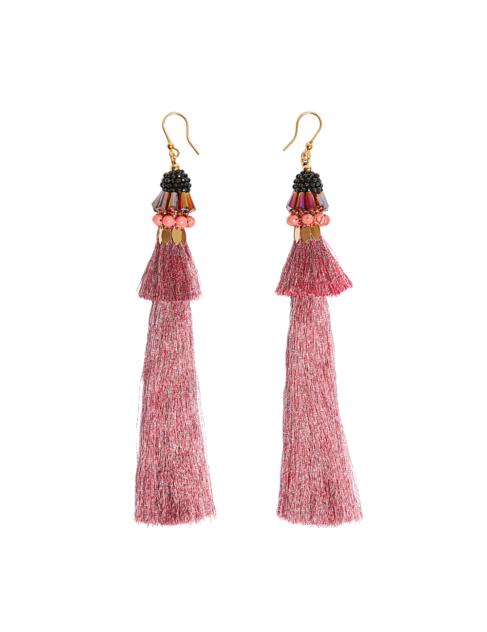 Hani long earrings